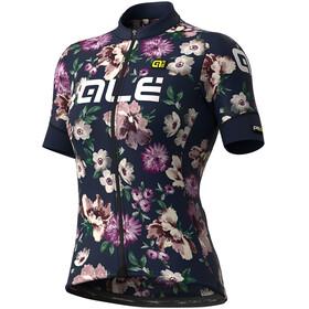 Alé Cycling Graphics PRR Fiori SS Jersey Women blue